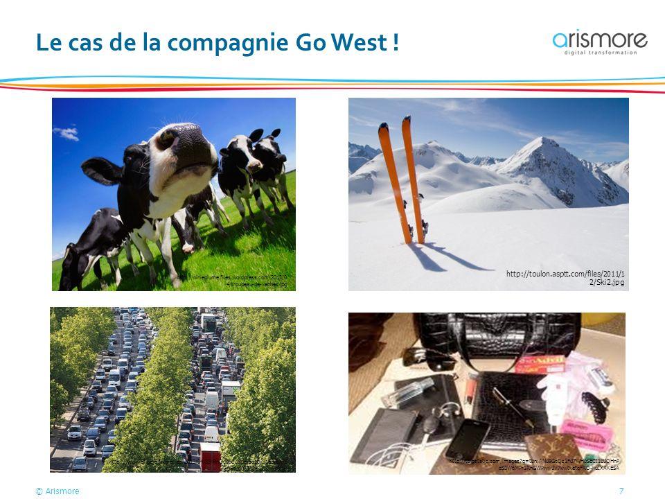 Le cas de la compagnie Go West !