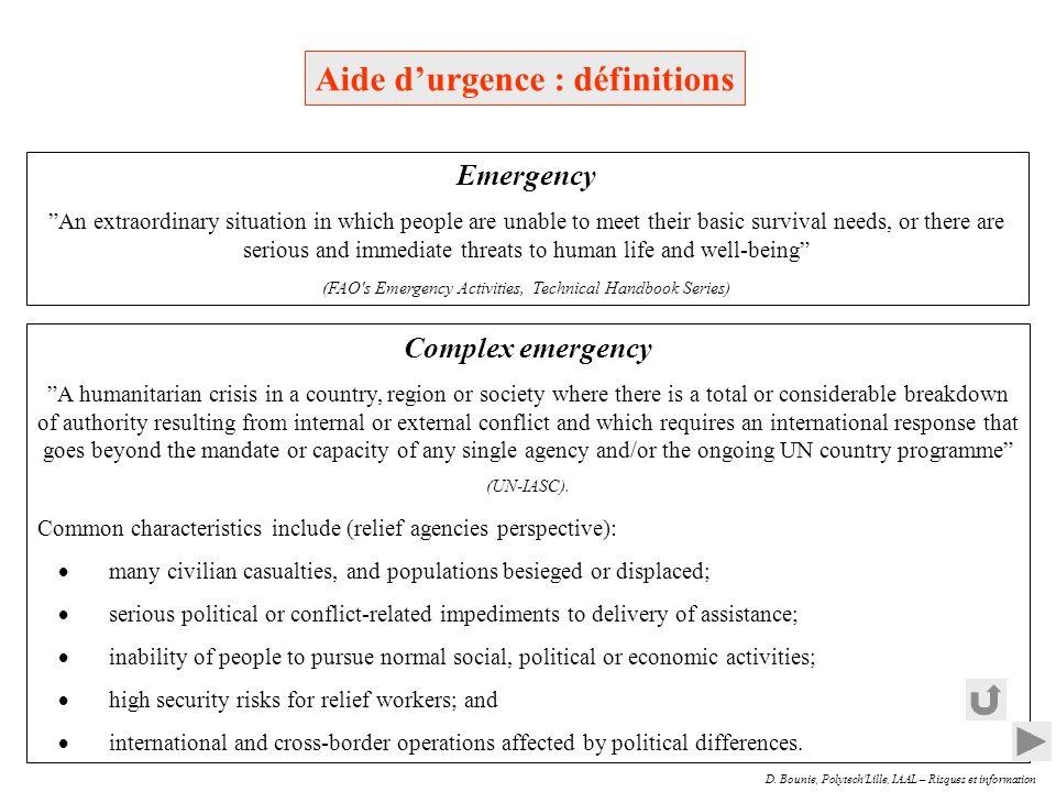 (FAO s Emergency Activities, Technical Handbook Series)