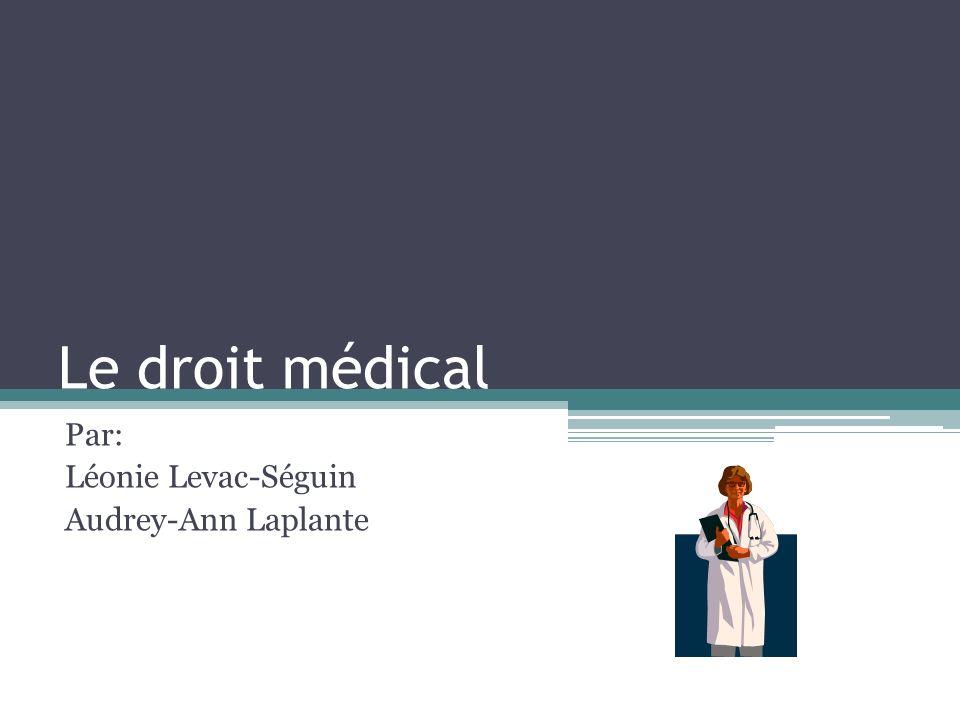 Par: Léonie Levac-Séguin Audrey-Ann Laplante