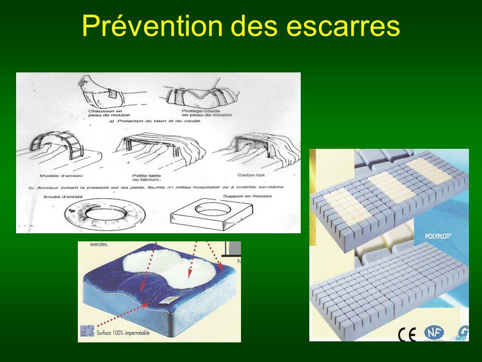 Prévention des escarres