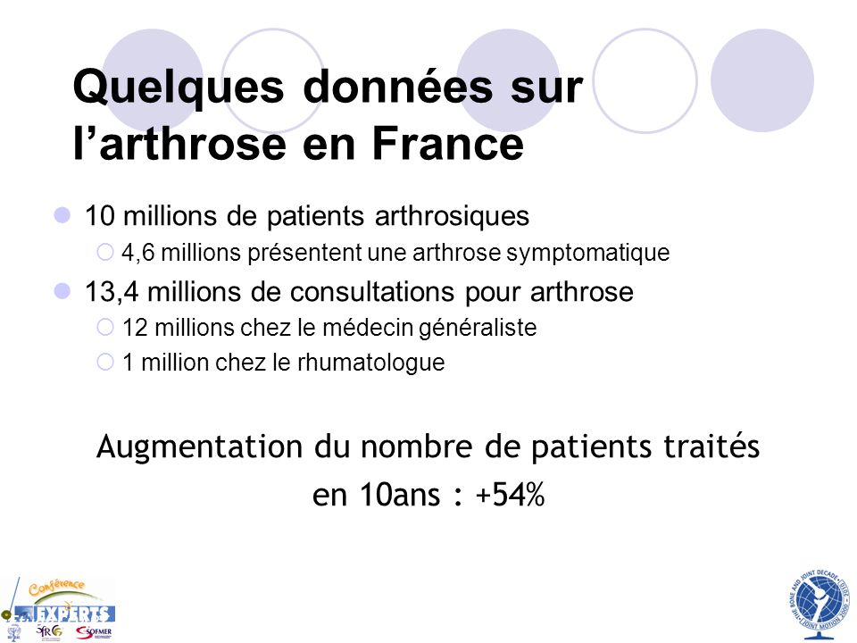 Augmentation du nombre de patients traités