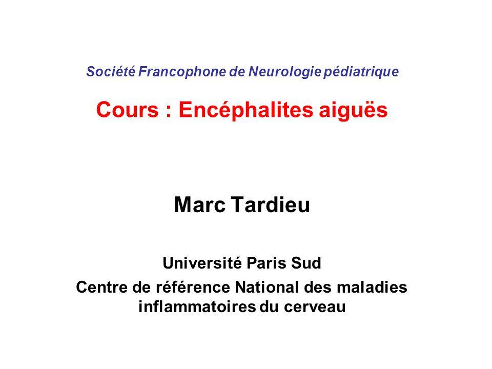 Centre de référence National des maladies inflammatoires du cerveau