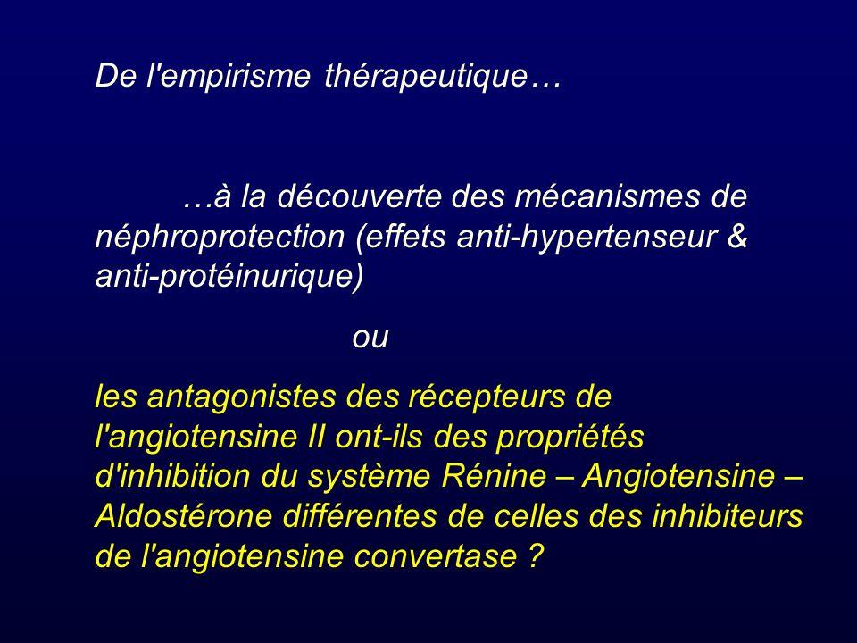 De l empirisme thérapeutique…