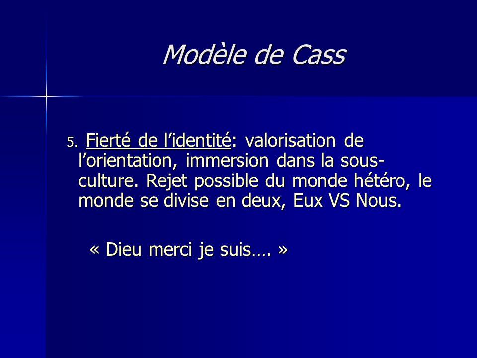 Modèle de Cass