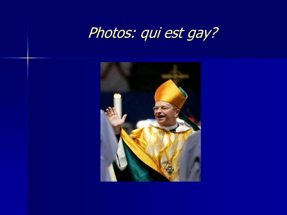 Photos: qui est gay