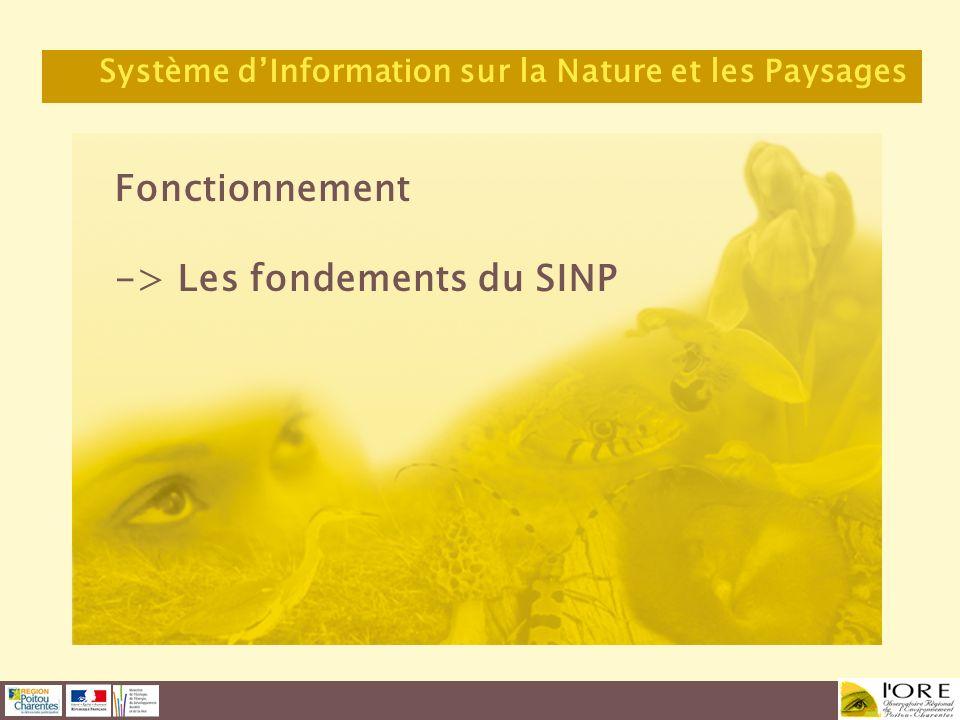 -> Les fondements du SINP