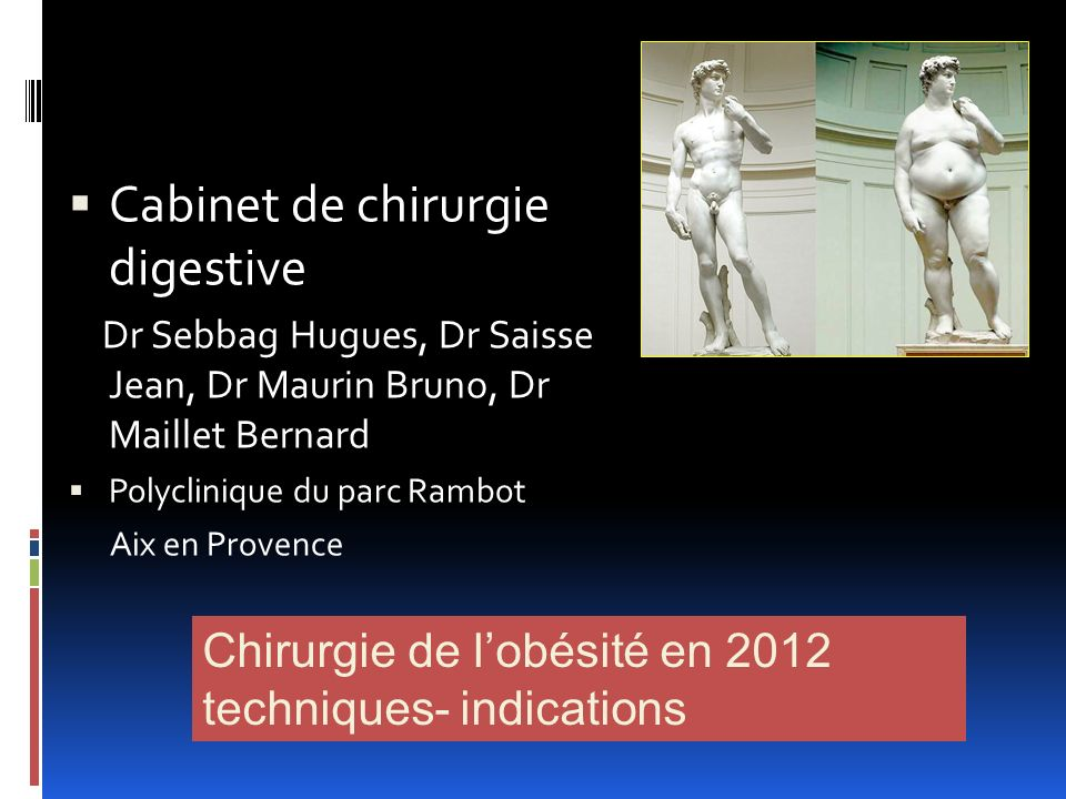 Cabinet de chirurgie digestive