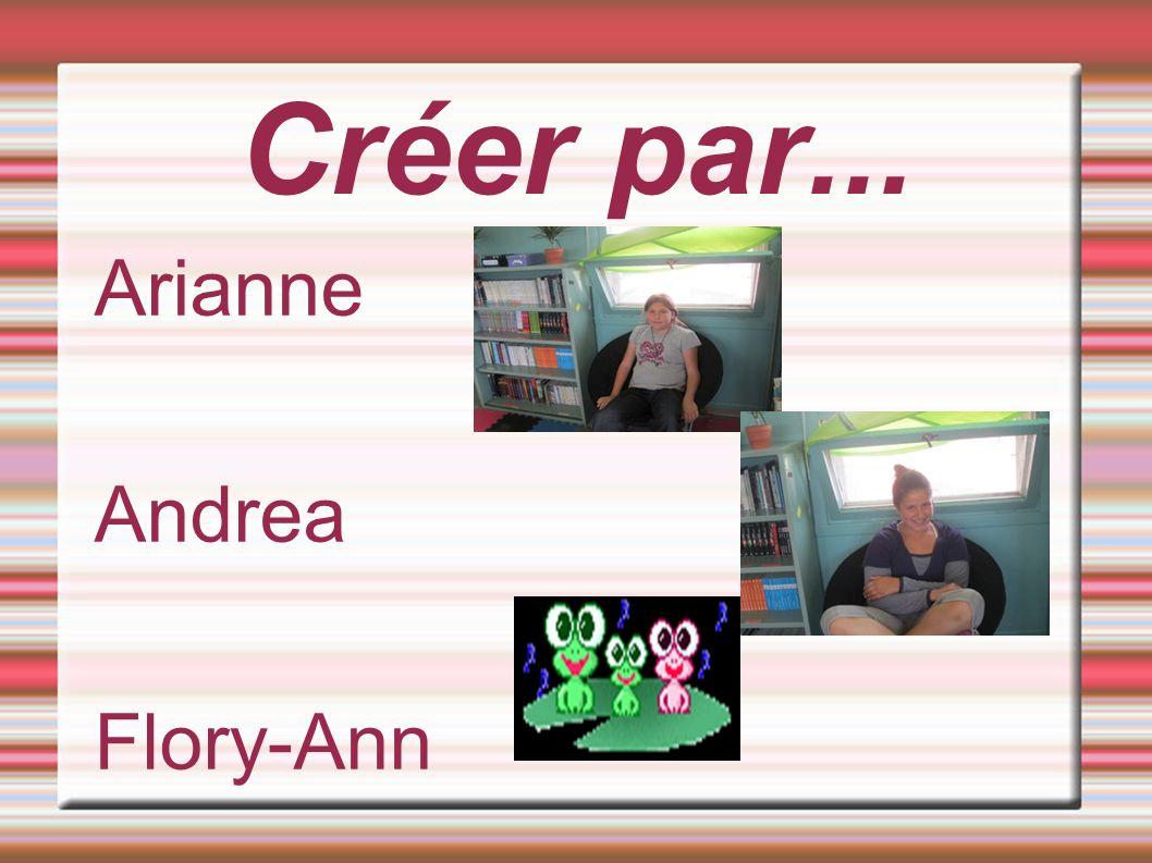 Arianne Andrea Flory-Ann