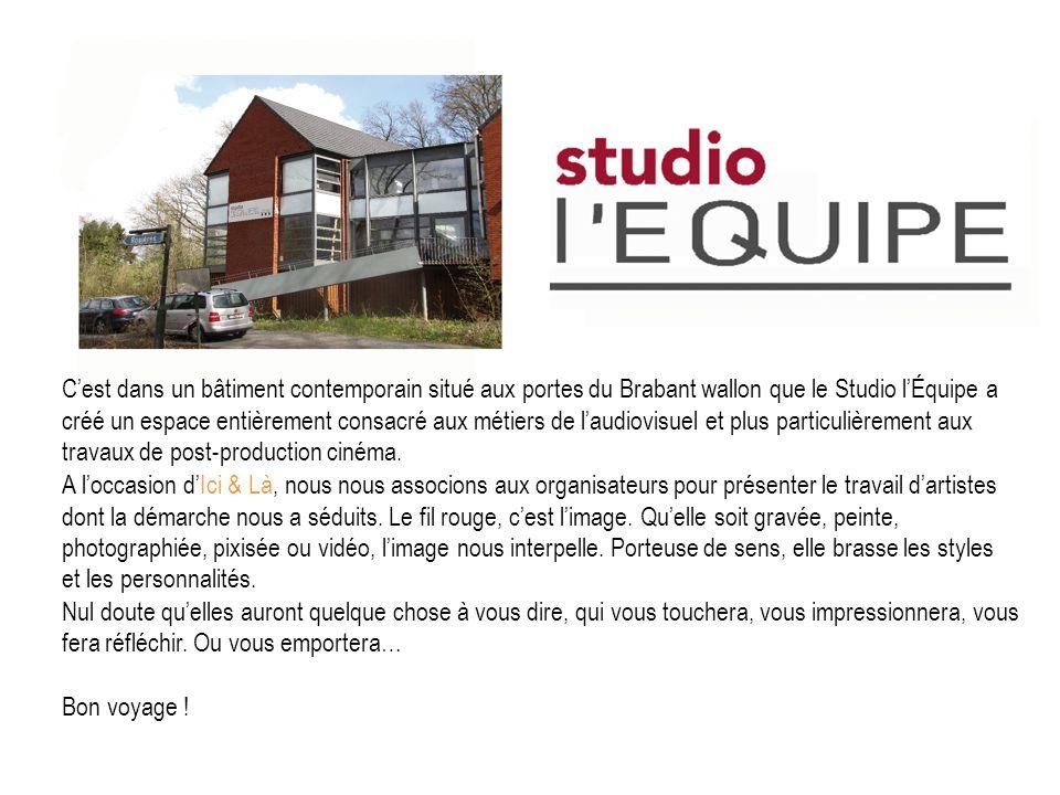C'est dans un bâtiment contemporain situé aux portes du Brabant wallon que le Studio l'Équipe a créé un espace entièrement consacré aux métiers de l'audiovisuel et plus particulièrement aux travaux de post-production cinéma.