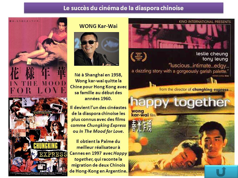 Le succès du cinéma de la diaspora chinoise