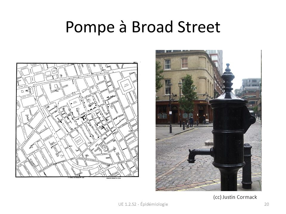 Pompe à Broad Street (cc) Justin Cormack