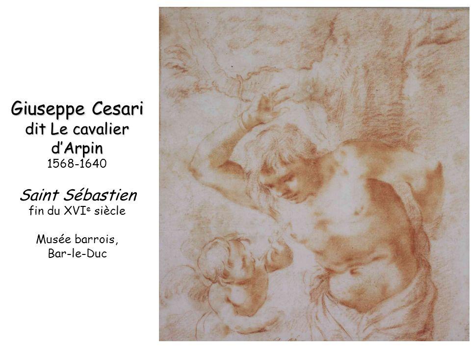 Giuseppe Cesari dit Le cavalier d'Arpin