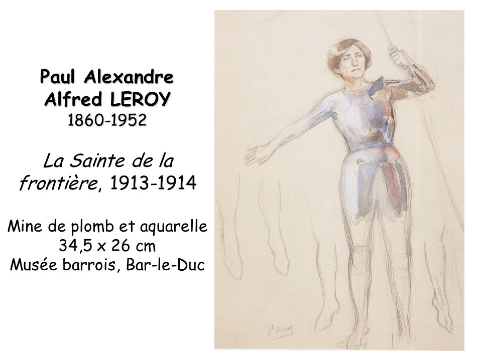 Paul Alexandre Alfred LEROY