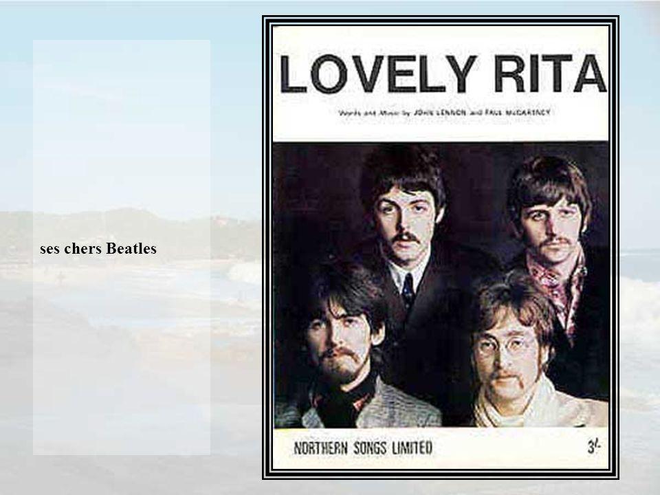 ses chers Beatles