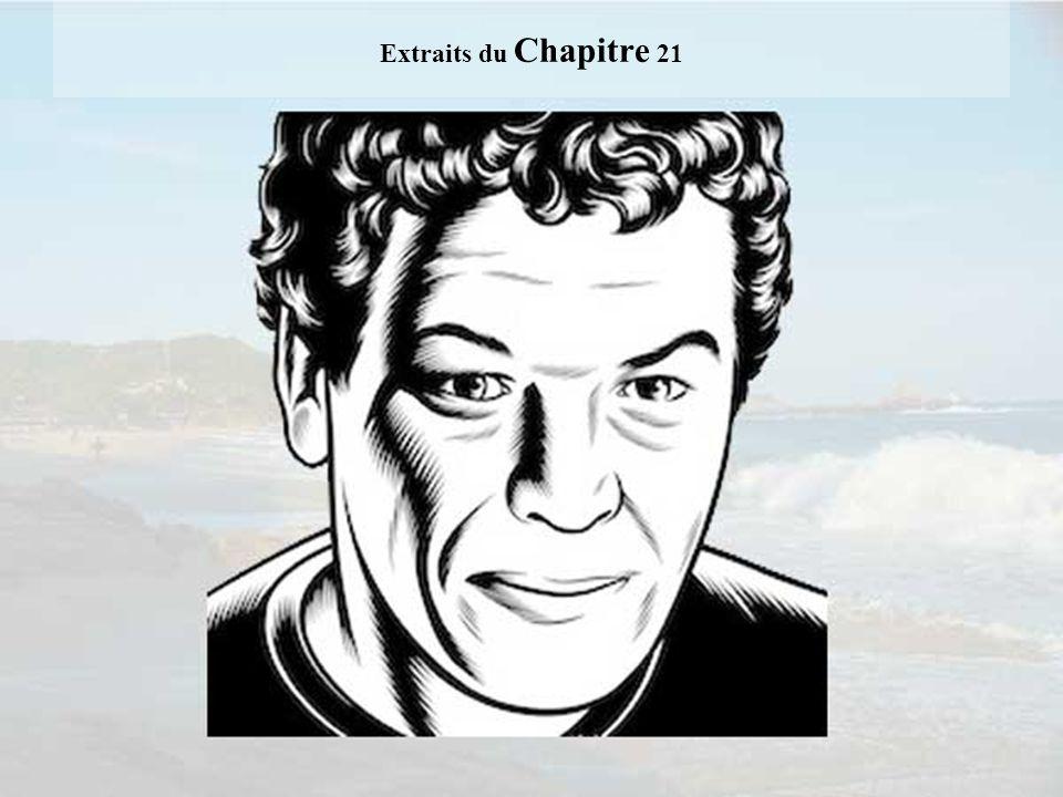 Extraits du Chapitre 21