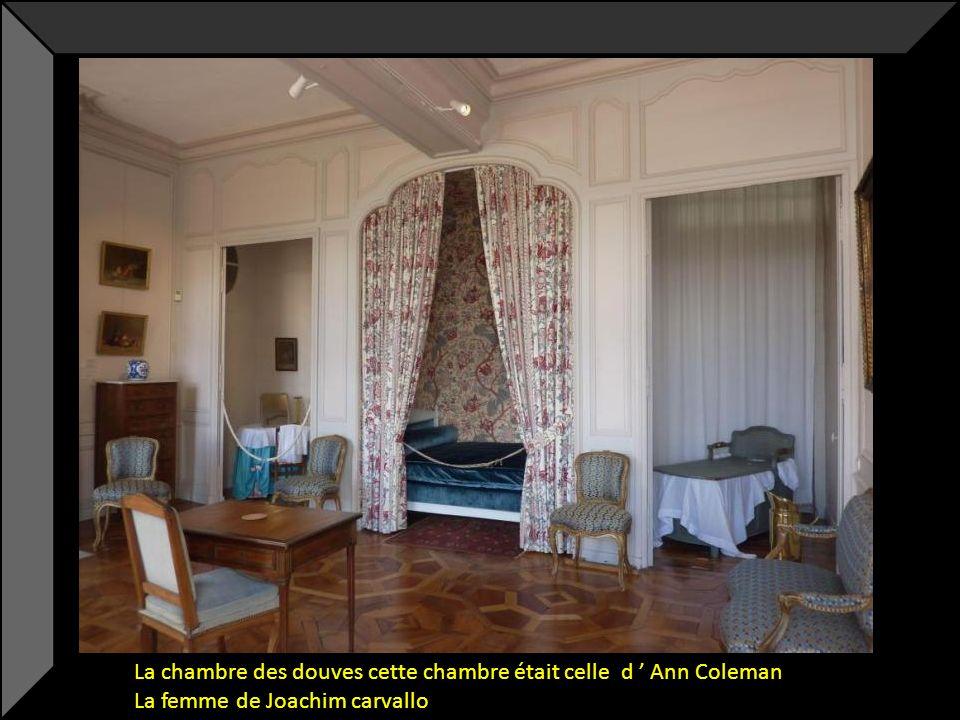 La chambre des douves cette chambre était celle d ' Ann Coleman