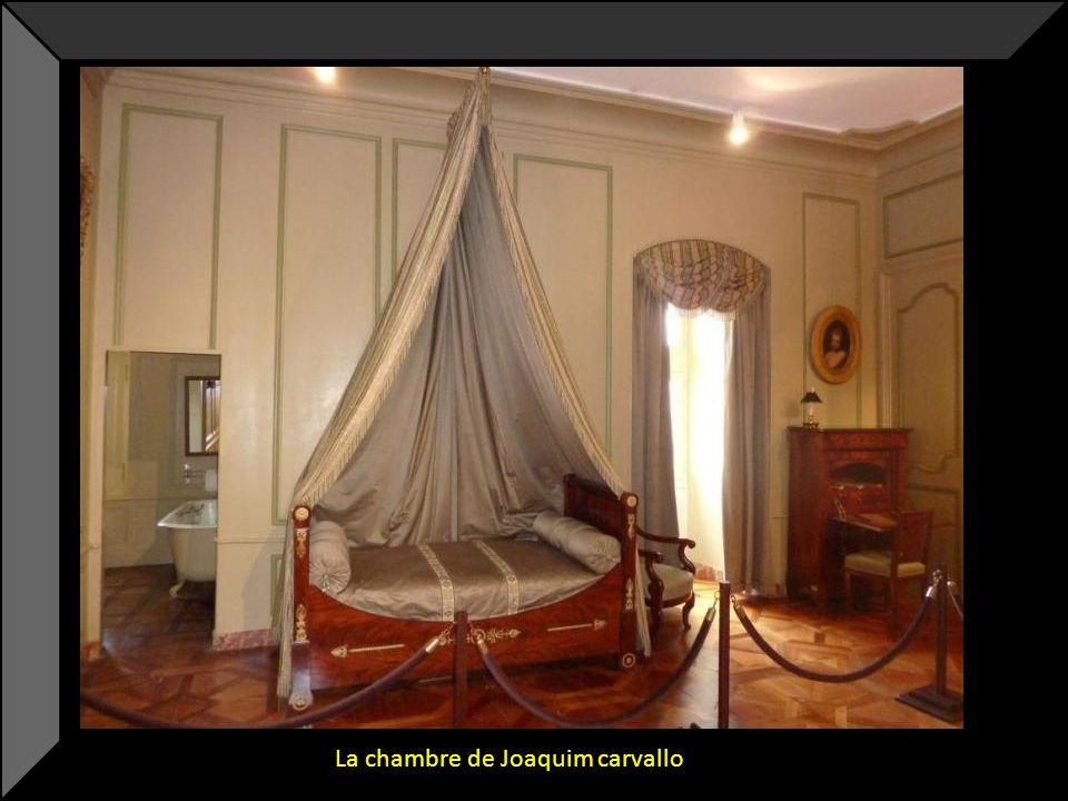 La chambre de Joaquim carvallo