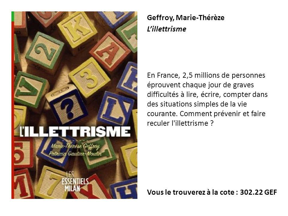 Geffroy, Marie-Thérèze