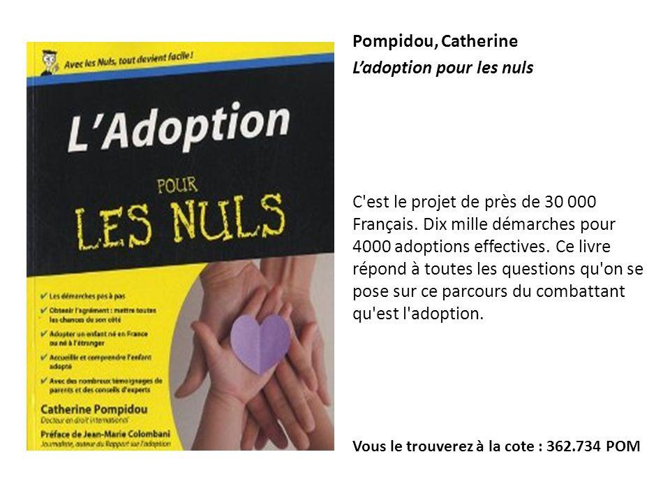 L'adoption pour les nuls