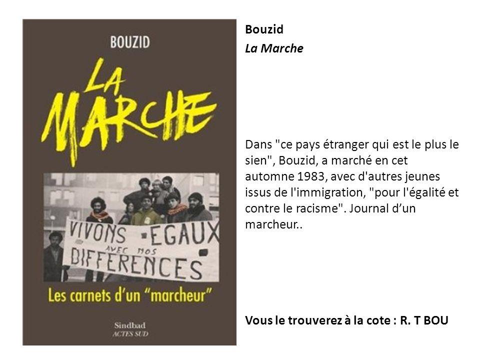 Bouzid La Marche.