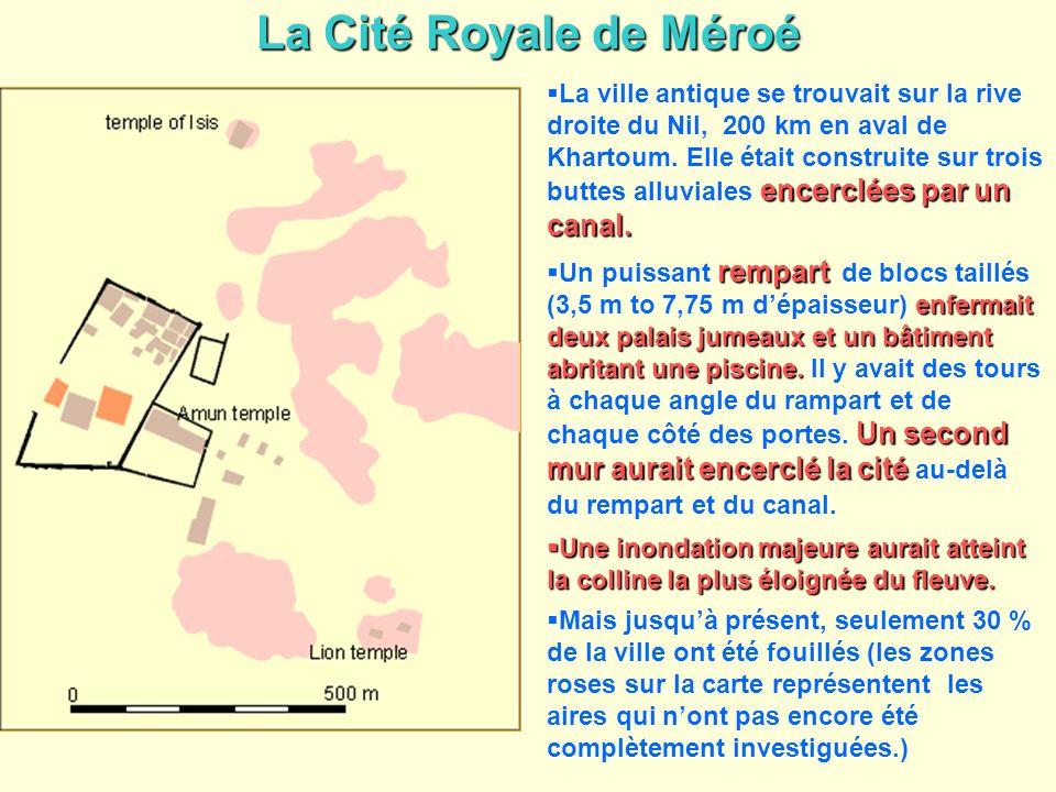 La Cité Royale de Méroé