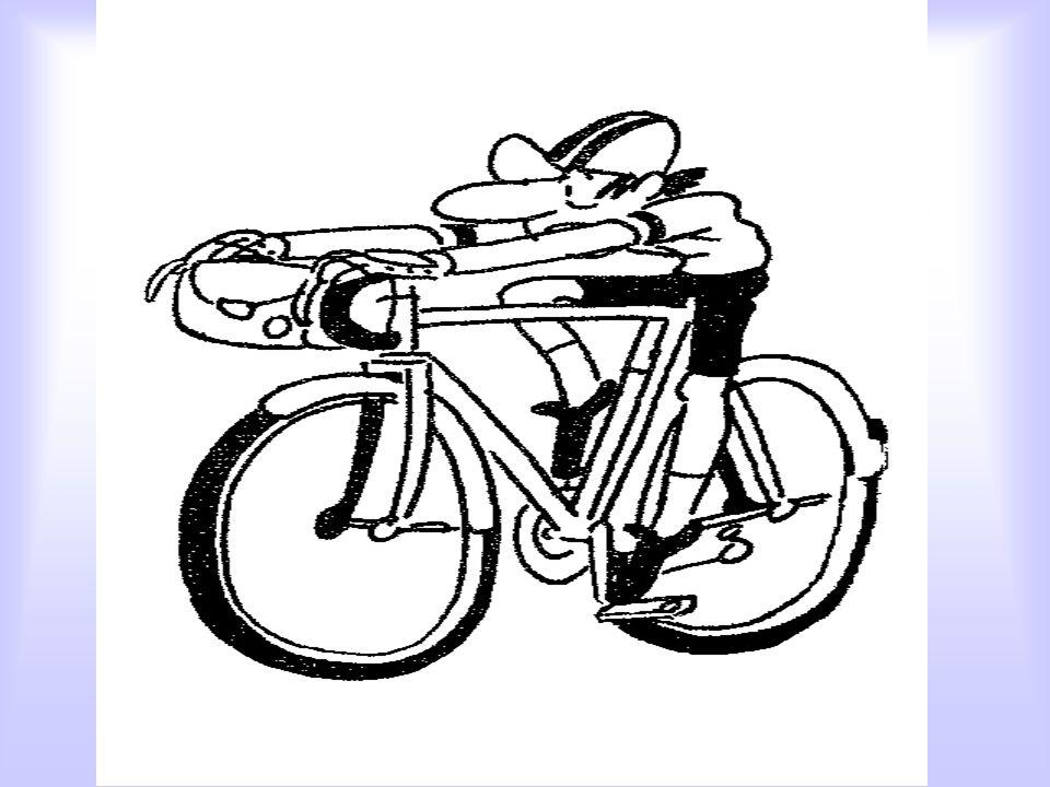 Très peu de personnes qui pratiquent le cyclisme ont de véritables pathologies liées à un problème physique