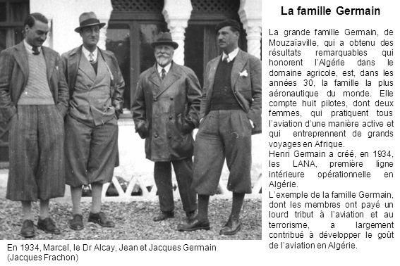 La famille Germain