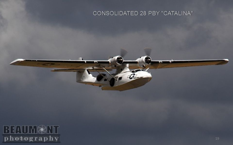 CONSOLIDATED 28 PBY CATALINA