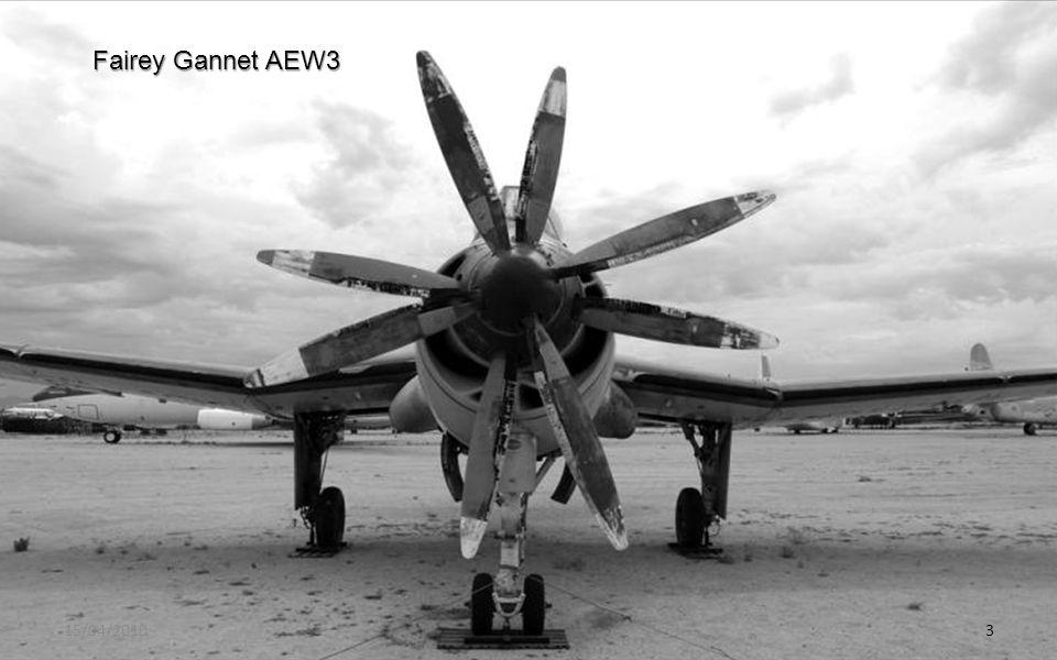Fairey Gannet AEW3 15/04/2010