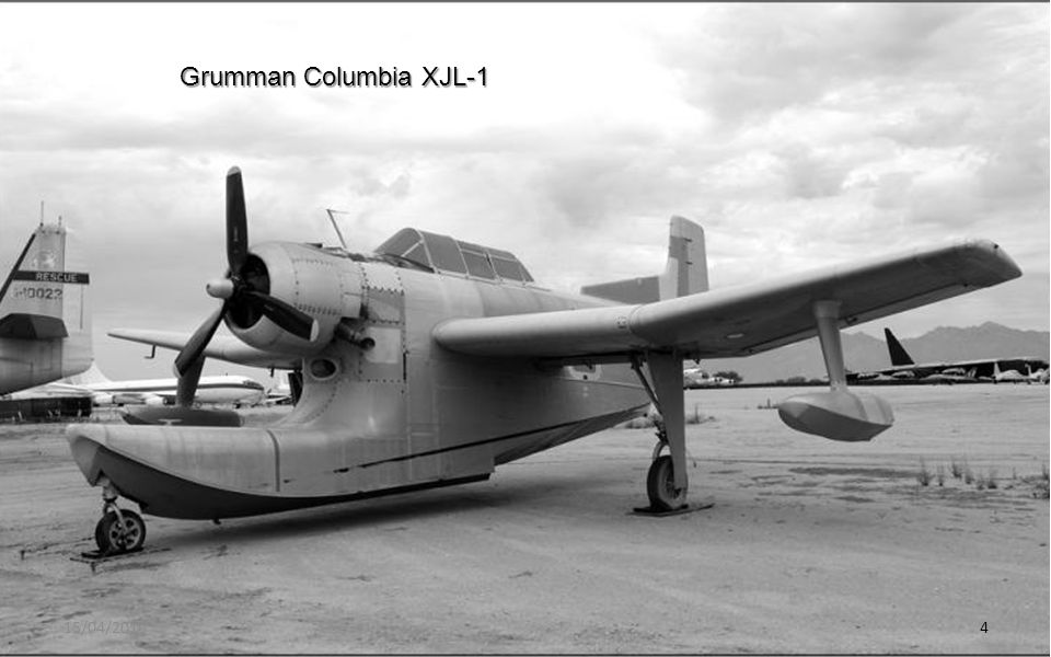 Grumman Columbia XJL-1 15/04/2010