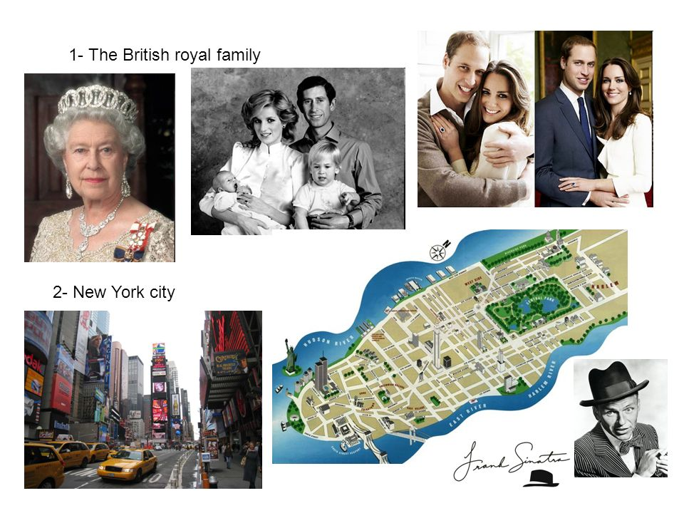1- The British royal family