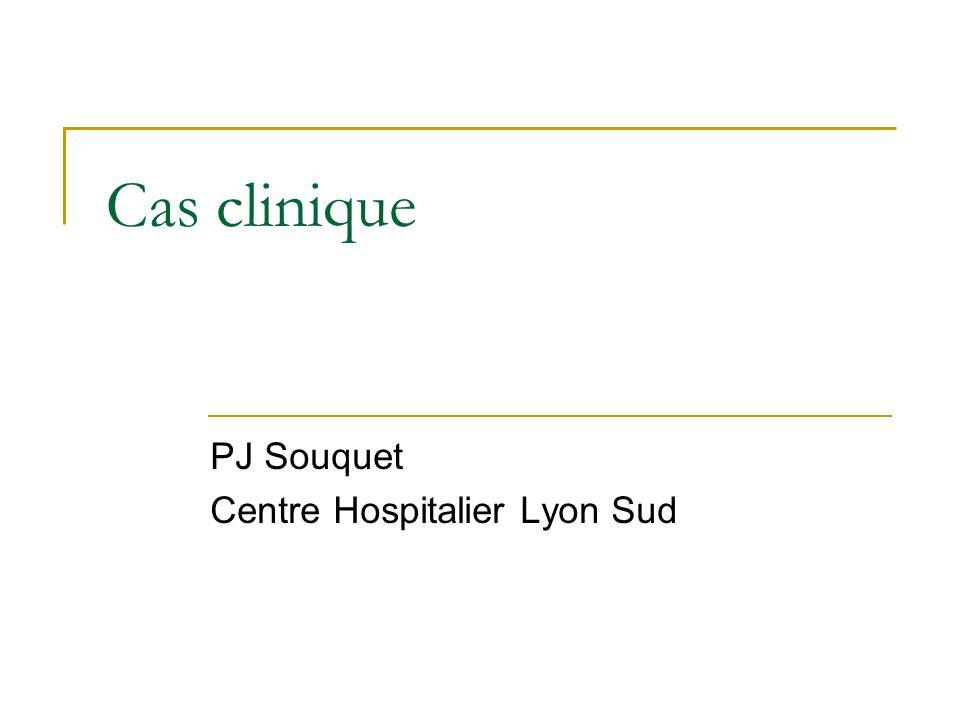 PJ Souquet Centre Hospitalier Lyon Sud