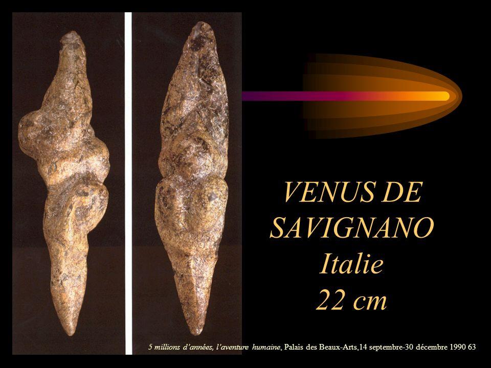 VENUS DE SAVIGNANO Italie 22 cm