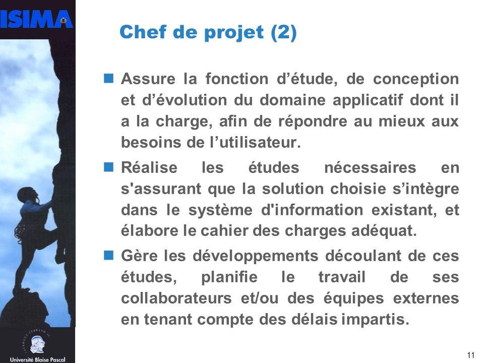 Chef de projet (2)