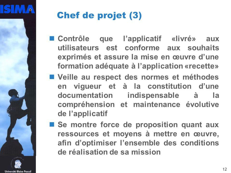 Chef de projet (3)