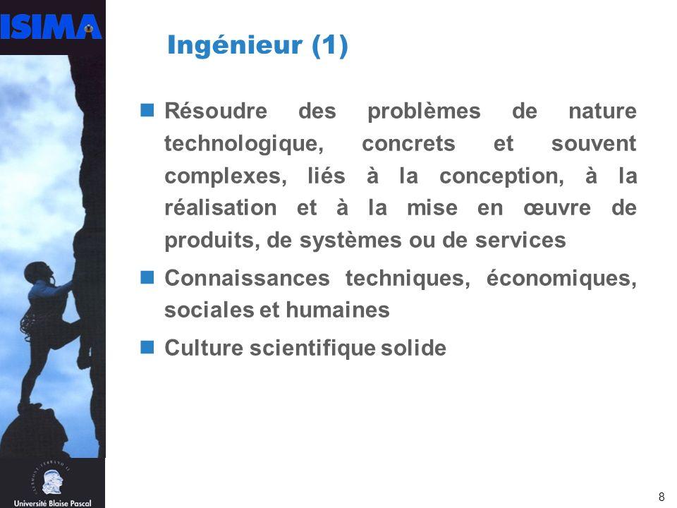 Ingénieur (1)