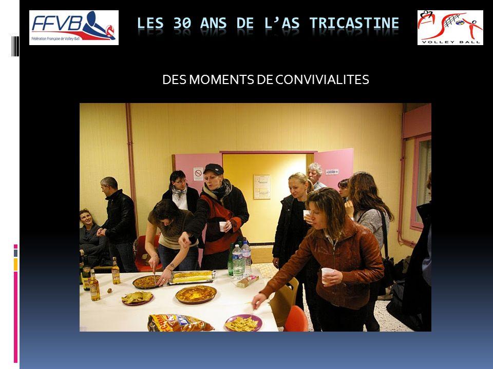 LES 30 ANS DE L'AS TRICASTINE