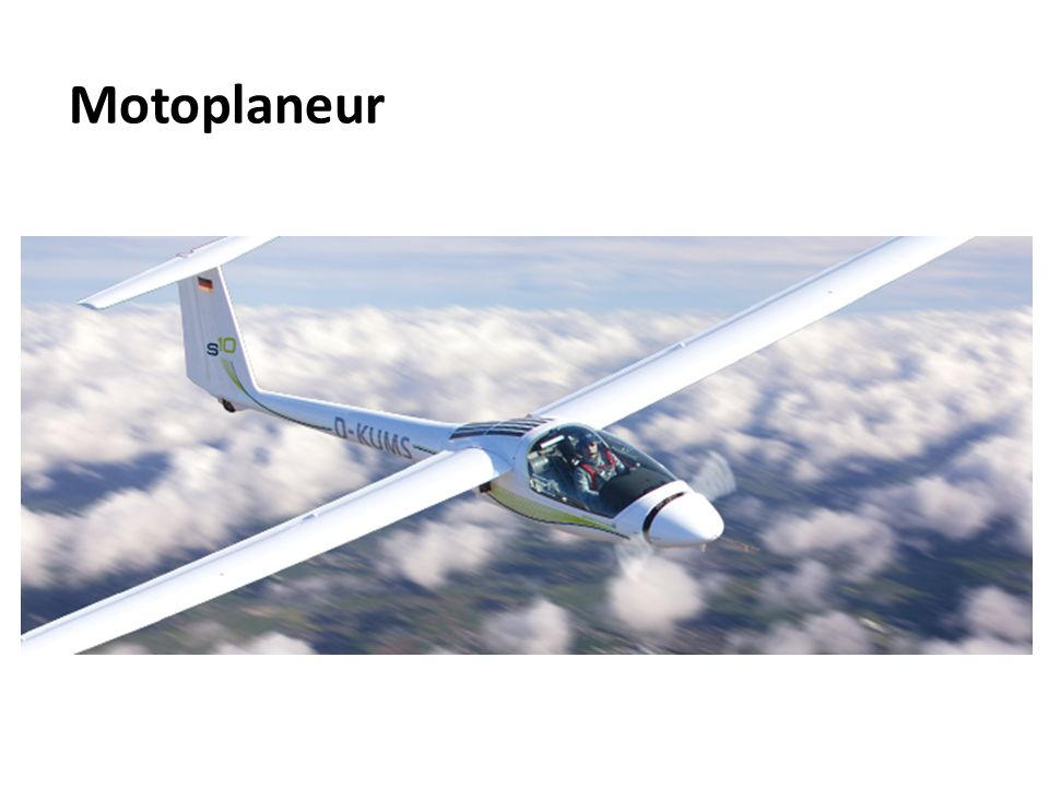 Motoplaneur