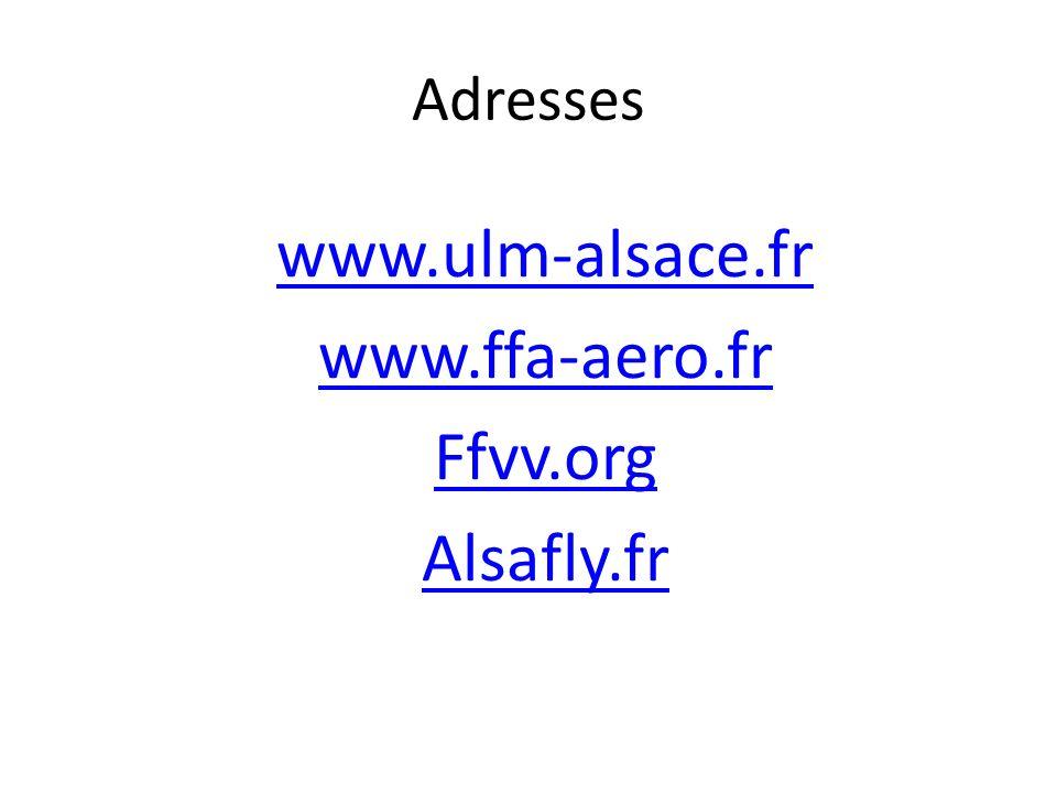 www.ulm-alsace.fr www.ffa-aero.fr Ffvv.org Alsafly.fr