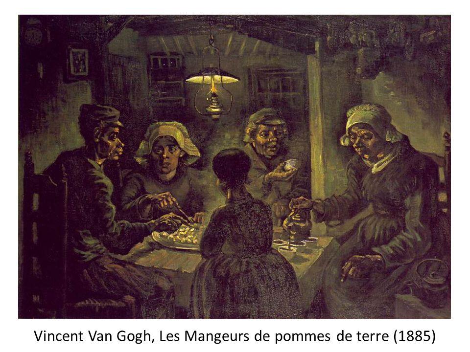 Vincent Van Gogh, Les Mangeurs de pommes de terre (1885)