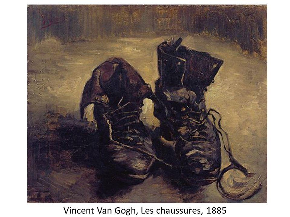 Vincent Van Gogh, Les chaussures, 1885