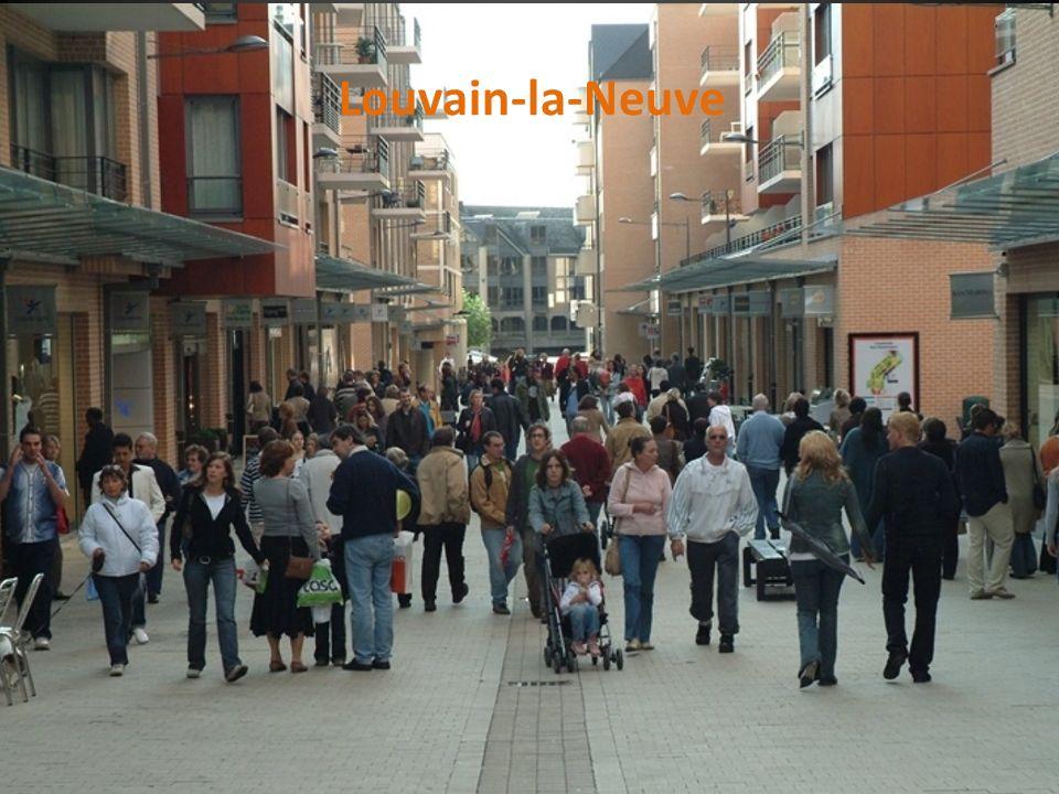 Louvain-la-Neuve Villes nouvelles – 15/07/2013