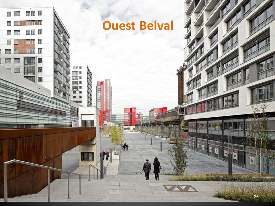 Ouest Belval