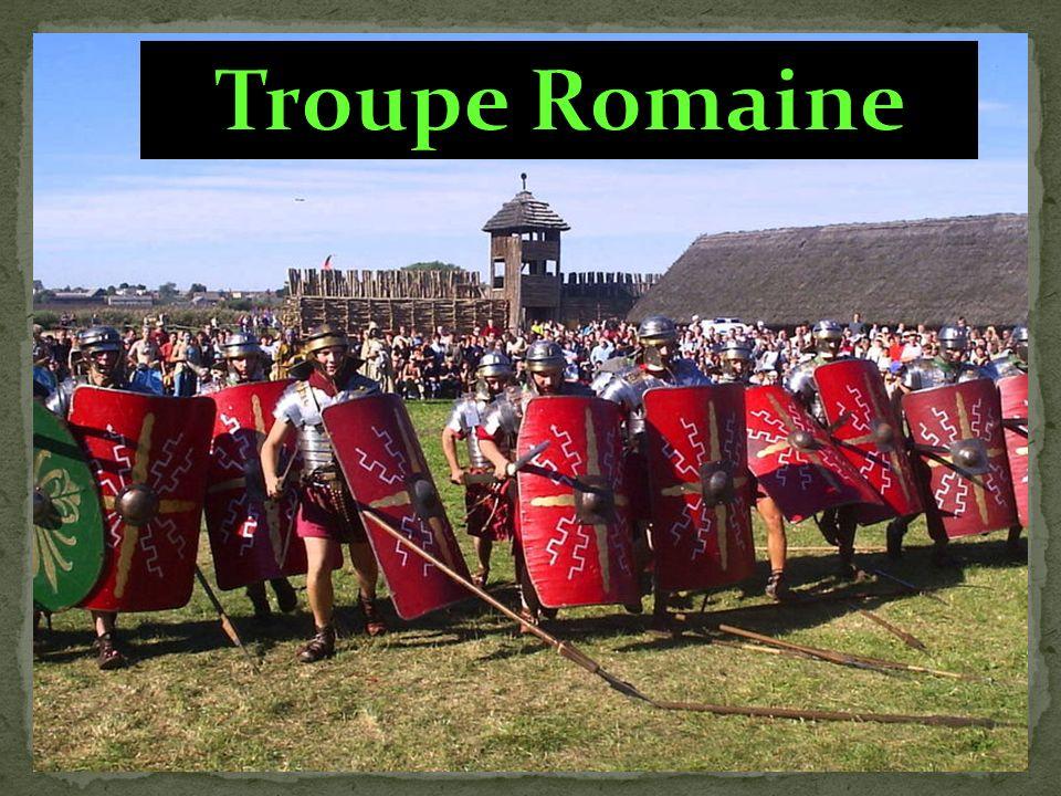 Troupe Romaine