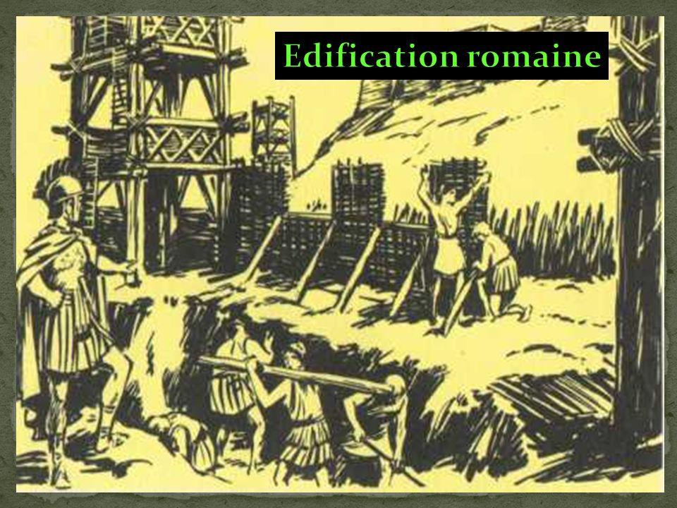 Edification romaine