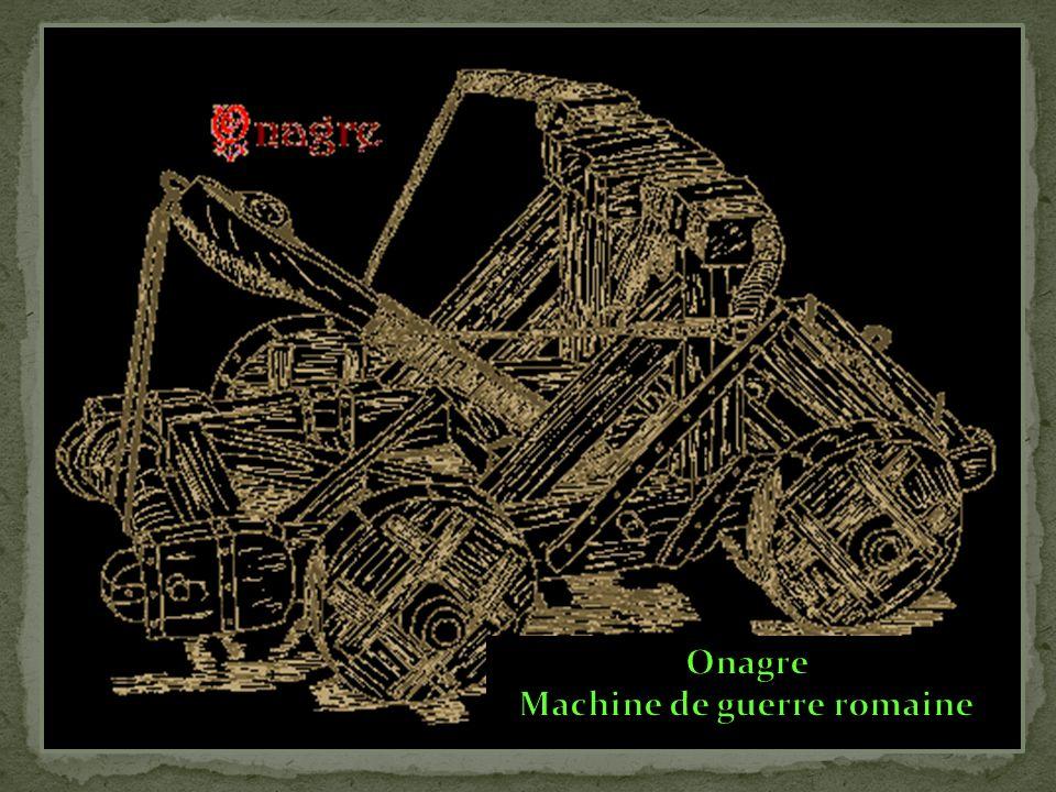 Machine de guerre romaine