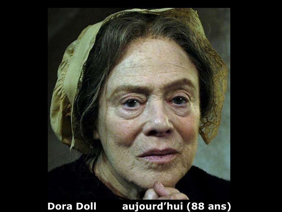 Dora Doll aujourd'hui (88 ans)