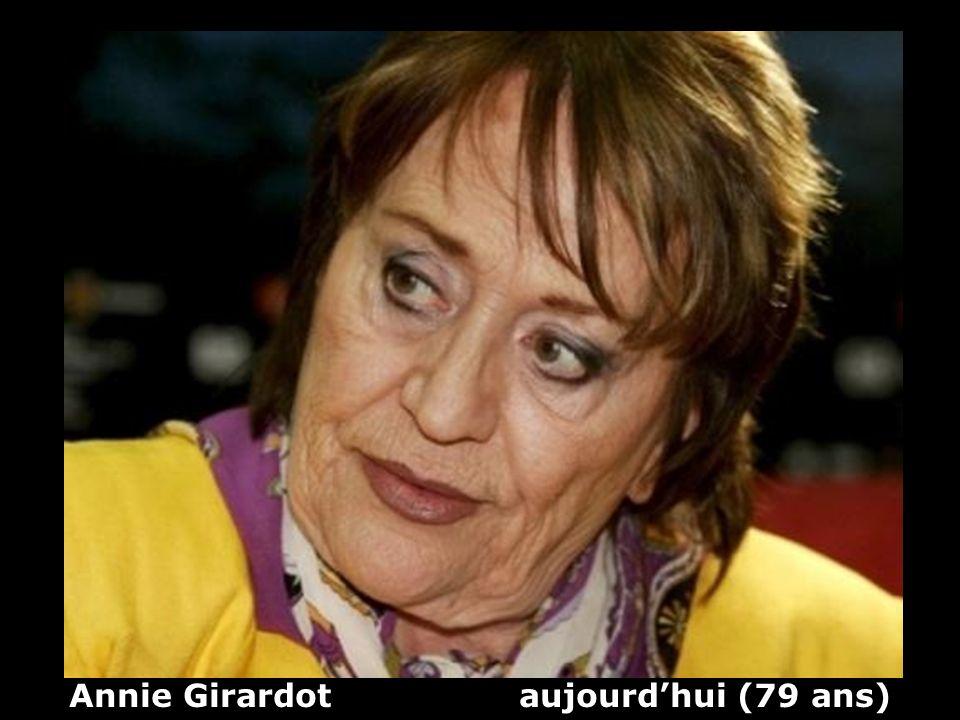 Annie Girardot aujourd'hui (79 ans)