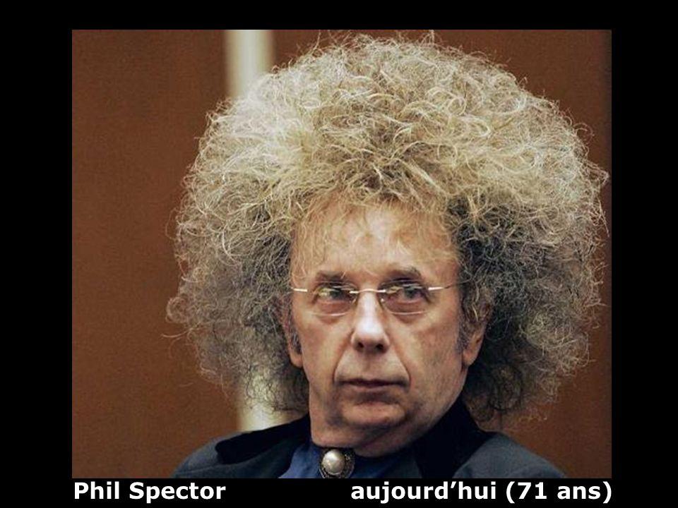 Phil Spector aujourd'hui (71 ans)