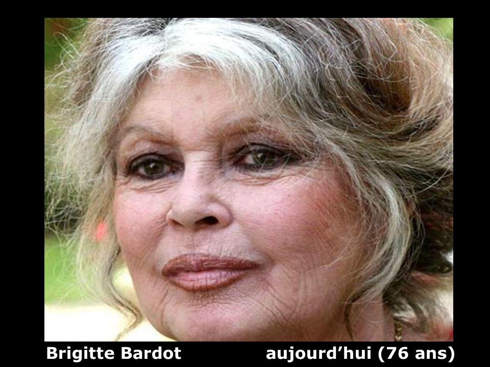 Brigitte Bardot aujourd'hui (76 ans)